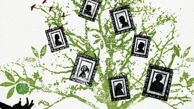 Bilder an Familienstammbaum. (imago stock&people)