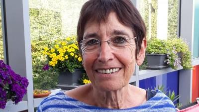 Silvia Gingold (Deutschlandradio / Christine Werner)