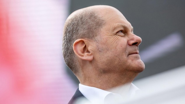 Olaf Scholz Als Kanzlerkandidat Er Ist Ein Absoluter Kampfer