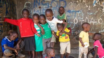 Mathare ist ein Slum in Nairobi, Kenia. Eine Ambulanz der German Doctors ist die einzige medizinische Einrichtung für Zehntausende von Menschen. (picture alliance / Miro May)