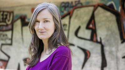 Ein Portrait der amerikanischen Schrifstellerin Nell Zink ((c) Francesca Torricelli)