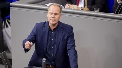 Matthias Miersch (SPD), Mitglied des Deutschen Bundestages. (dpa / picture alliance / Christoph Soeder)