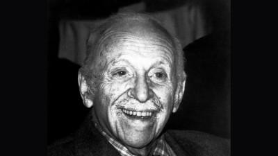 Edward Bernays (1891-1995) (picture alliance / Glasshouse Images)