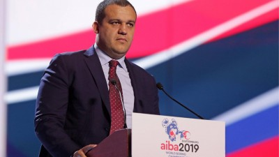 Umar Kremlev kandidiert als neuer Präsident für den Box-Weltverband AIBA. (imago images / ITAR-TASS)