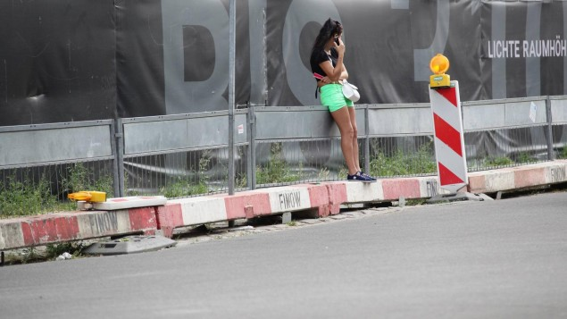 Rumänien prostituierte Prostitution in