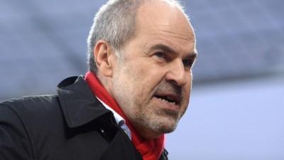 Der frühere DFL-Geschäftsführer Wolfgang Holzhäuser (imago sportfotodienst)