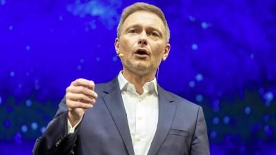 FDP-Chef Christian Lindner (Imago)