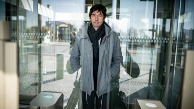 Christian Drosten, Direktor des Instituts für Virologie am Charité, der Universitätsmedizin Berlin (picture alliance/Michael Kappeler/dpa-pool/dpa)