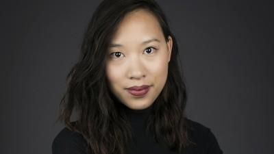 Die Journalistin Vanessa Vu (Michael Heck für DIE ZEIT)