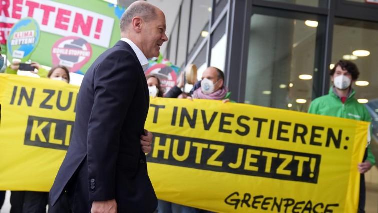 """Newsblog zur Bundestagswahl - +++ Scholz: """"Private und öffentliche Investitionen kombinieren"""" +++"""
