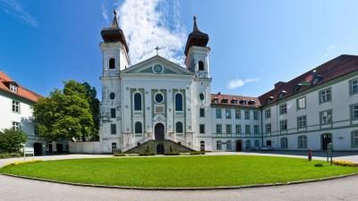 Kloster Schlehdorf in Bayern. (imago / imagebroker)