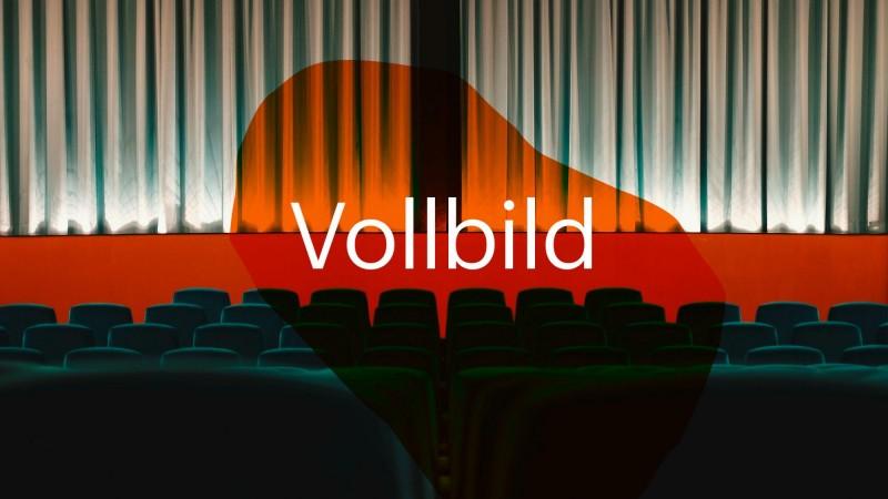 Vollbild