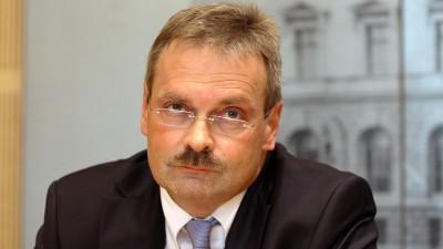 Dirk Feuerberg, stellvertretender Generalstaatsanwalt in Berlin. (dpa / picture alliance / Wolfgang Kumm)