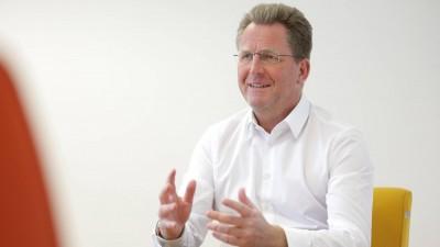 Dr. Stefan Holz, Geschäftsführer der BBL. (www.imago-images.de)