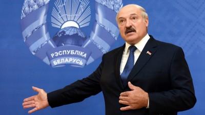 Der weißrussische Präsident Alexander Lukaschenko (Imago)