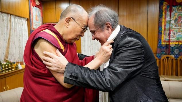 """Michael von Brück: """"Die Botschaft des Dalai Lama"""" - Die Menschheit steckt  noch in der Pubertät (Archiv)"""
