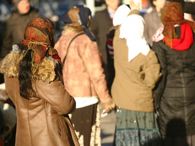Frauen heiraten roma 5 Romnija,