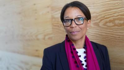 Janina Kugel saß im Vorstand bei Siemens – und ist nun Beraterin für die Boston Consulting Group (dpa/Jörg Carstensen)