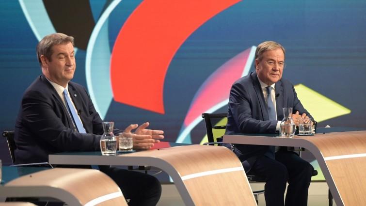 Newsblog zur Bundestagswahl - +++ Laschet und Söder rudern offenbar zurück +++