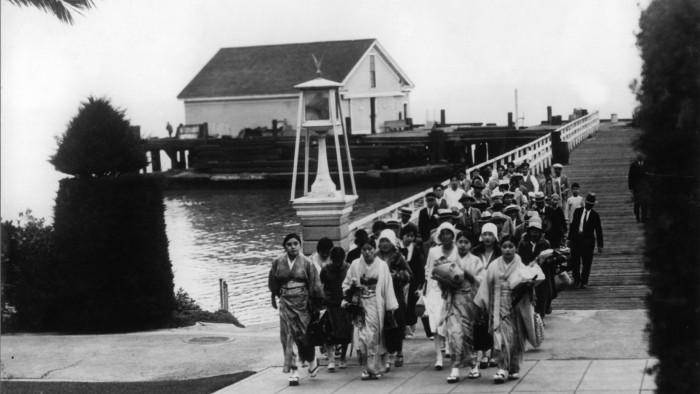 Hörspiel über Schicksale Japanischer Frauen In Den Usa Wovon Wir Träumten Archiv