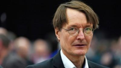 Der SPD-Politiker Prof. Dr. Karl Lauterbach (imago / Gerhard Leber)