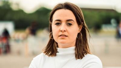 Anna Peters, Bundessprecherin der Grünen Jugend (Elias Keilhauer / Grüne Jugend)