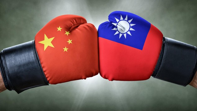 "Sinologin Kristin Shi-Kupfer - ""Taiwan rückt ins Visier Chinas"" (Archiv)"