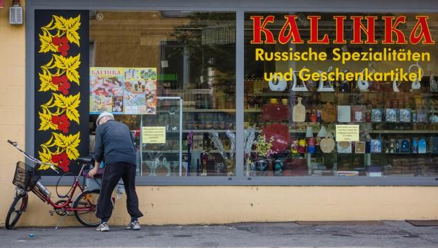 Russen In Deutschland Leben Zwischen Alter Und Neuer Heimat Archiv