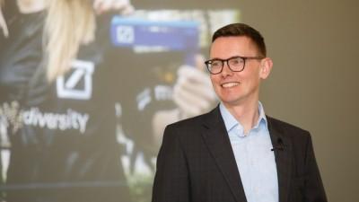 Gernot Sendowski, Leiter des globalen Diversity & Inclusion-Teams der Deutschen Bank sowie stellv. Vorstandsvorsitzender des Charta der Vielfalt e. V. (Gernot Sendowski)