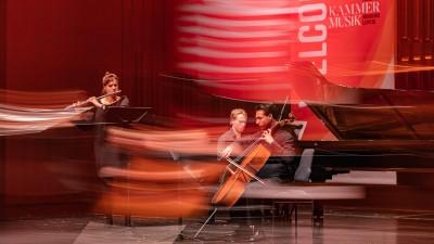 Abschlusskonzert Trio Sørlandet Kristiansnad. (EKAL/ Jörg Singer)