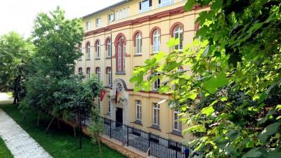Das Foto zeigt die deutsche Schule in Istanbul. (picture alliance / dpa / Can Merey)