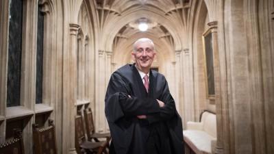 Der neue Speaker des Unterhauses Sir Lindsay Hoyle (picture alliance / empics / Stefan Rousseau)
