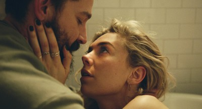 "Vanessa Kirby und Shia LaBeouf in Kornél Mundruczós ""Pieces of a Woman"". (BRON Releasing)"
