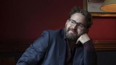 Der Autor und Philosoph Wolfram Eilenberger (Annette Hauschild/Ostkreuz)