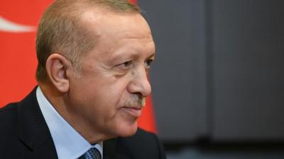 Ein Portraitfoto von Recep Tayyip Erdogan (Sputnik)