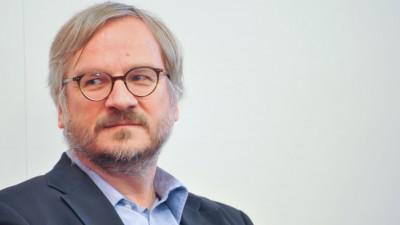 Porträtfoto Christoph Links, deutscher Verleger, Buchautor und Herausgeber. (picture alliance/dpa/M.C. Hurek)