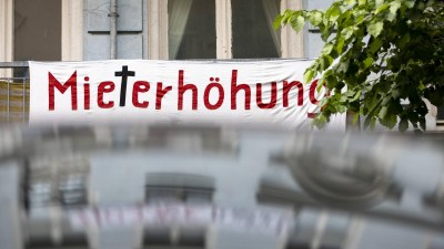 Protest gegen Mieterhöhungen im städtischen Raum, Berlin, 2019 (imago / Janine Schmitz)