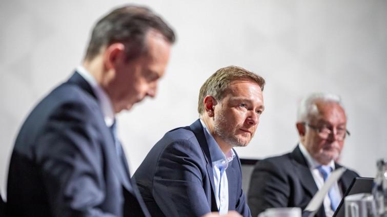 Newsblog zur Bundestagswahl - +++ FDP wirbt für Lindner als neuen Finanzminister +++