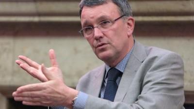 Der Publizist und Nahost-Experte Michael Lüders (imago / allefarben-foto)
