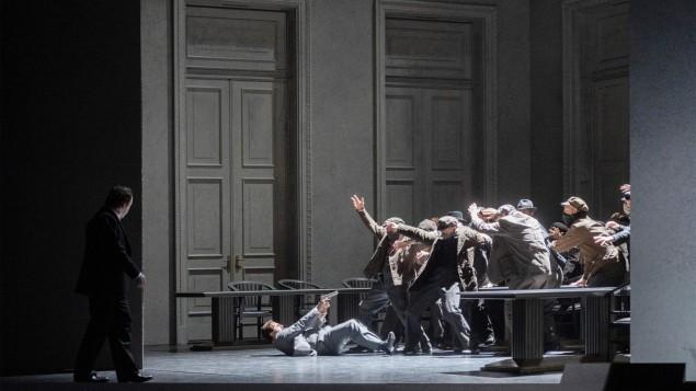 """Verdis """"Simon Boccanegra"""" in Zürich - Liebe, Macht, Gewaltexzesse"""