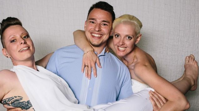 Paar Hetero-Paar Lesbisches Svenja Gräfen: