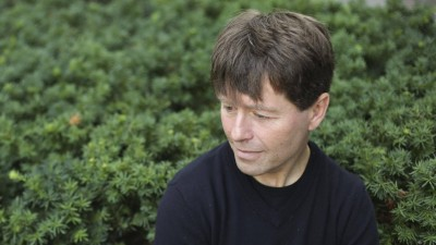 Der kanadische Schriftsteller Michael Crummey  (imago images / ZUMA Press)