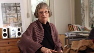 Die deutsche Dichterin, Autorin, Übersetzerin Elke Erb. (Imago / gezett)