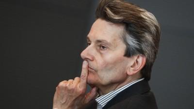 Kommissarischer SPD-Fraktionsvorsitzender Rolf Mützenich am 14. Juni 2019 in Berlin (AFP / Odd Andersen)