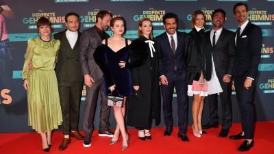 """Schauspieler, Produzent und Regisseur von """"Das perfekte Geheimis""""bei der Filmpremiere (www.imago-images.de)"""